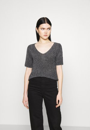 TAMINA  - Jumper - black
