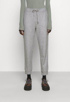 PANCONE - Tracksuit bottoms - light grey