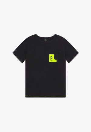 T-Shirt print - blackboard