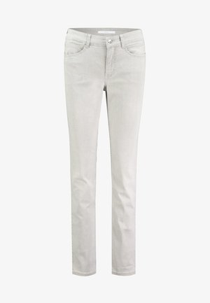 Slim fit jeans - silver