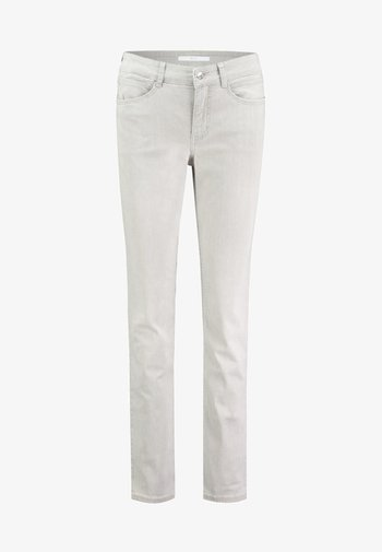 Slim fit jeans - silver