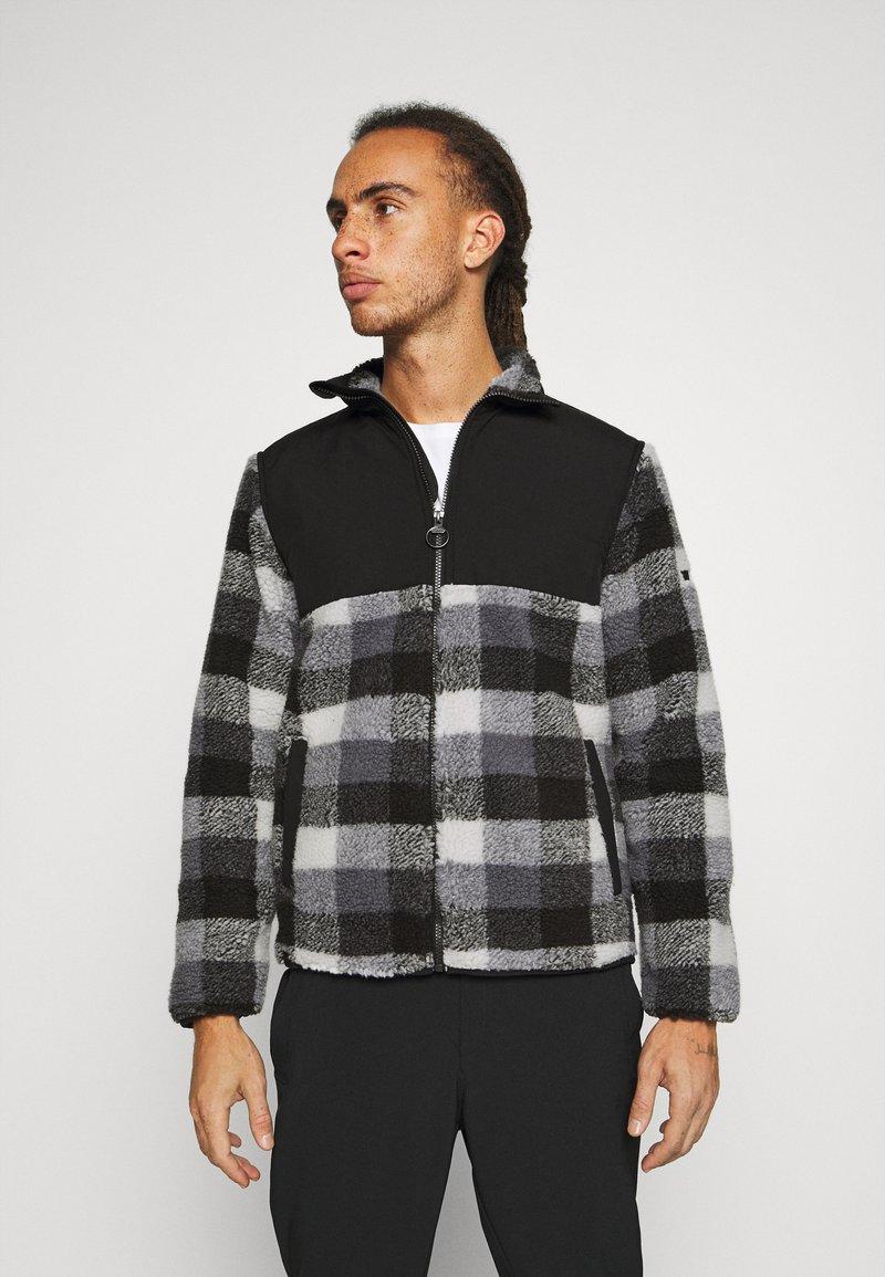 Regatta - CADAO - Fleece jacket - black/chalk