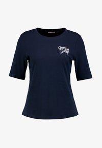 TOM TAILOR - T-shirt med print - sky captain/blue - 3