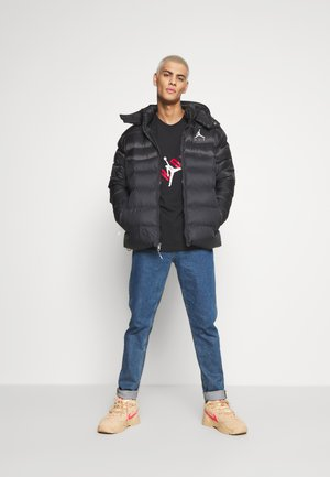 JUMPMAN AIR PUFFER - Veste d'hiver - black/white