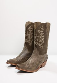 Kentucky's Western - Santiags - tint/olive - 2