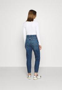 Even&Odd - Straight leg jeans - blue denim - 2