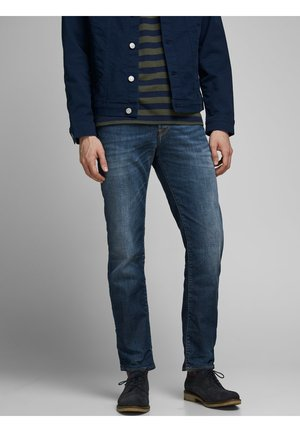 CLARK PAGE - Straight leg jeans - blue denim