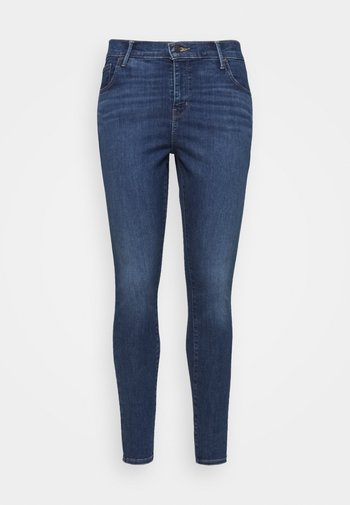 720 PL HIRISE SUPER SKNY - Jeans Skinny Fit - echo cloud