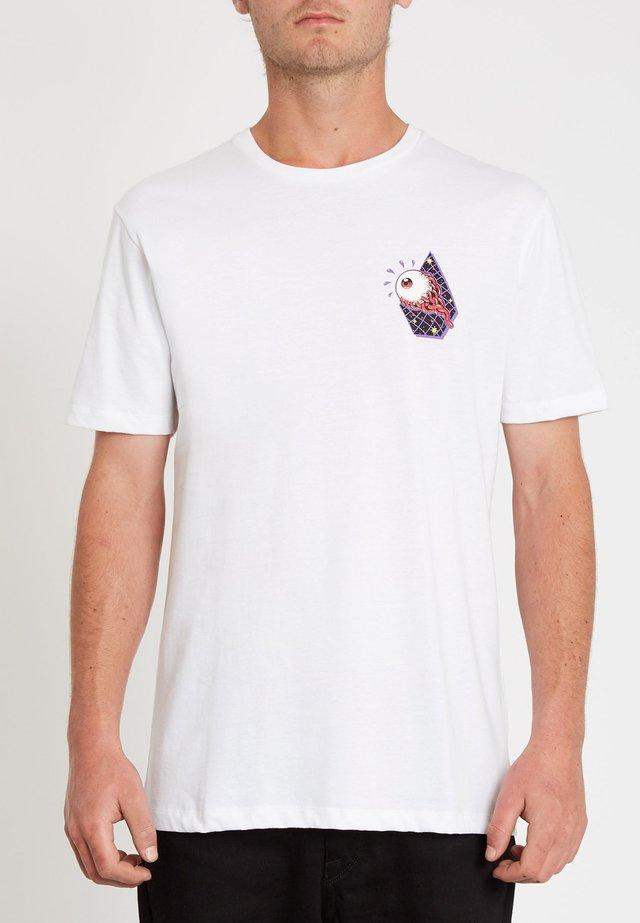 FREAK CITY - T-shirt imprimé - white