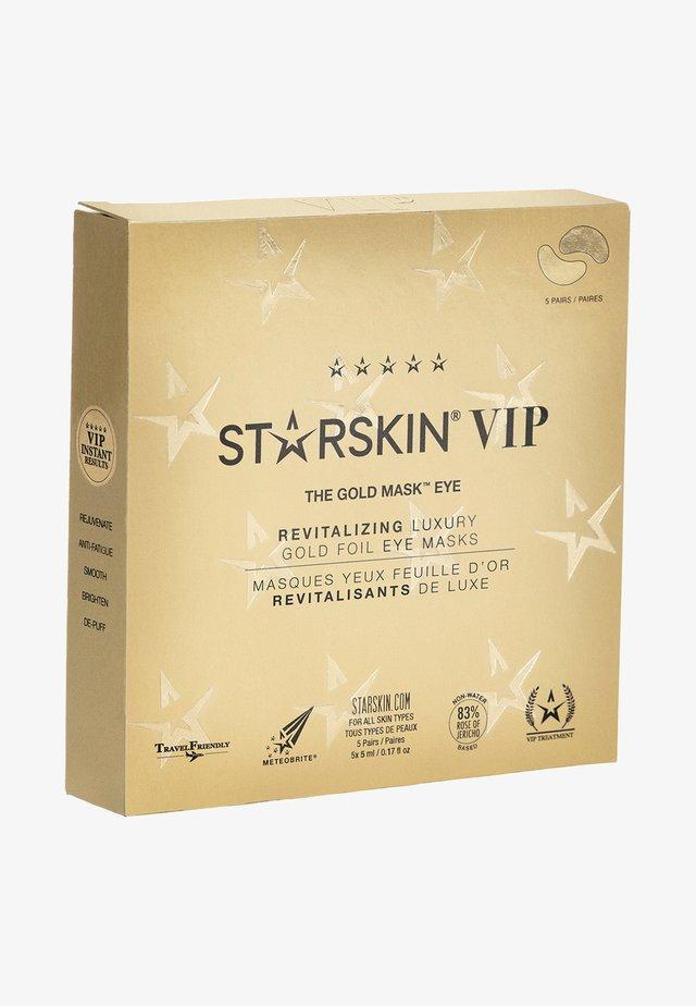 THE GOLD MASK EYE 5 PACK - Kit skincare - -