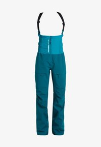 PYUA - DROP - Snow pants - petrol blue - 6