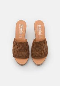 Felmini - MARY - Heeled mules - marvin brown - 5