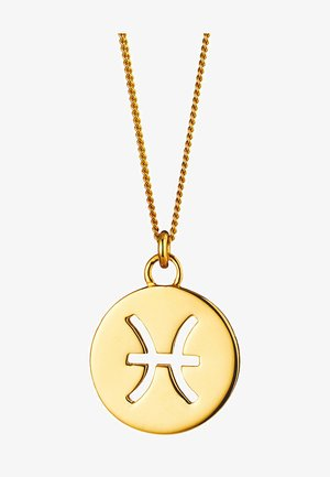 LOVE - Necklace - gold-coloured