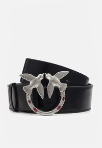 Pinko - BERRY JEWEL BELT - Belt - black - 2