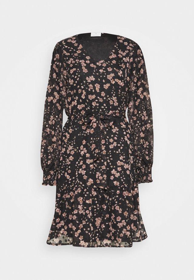 KASTARRY DRESS - Kjole - black