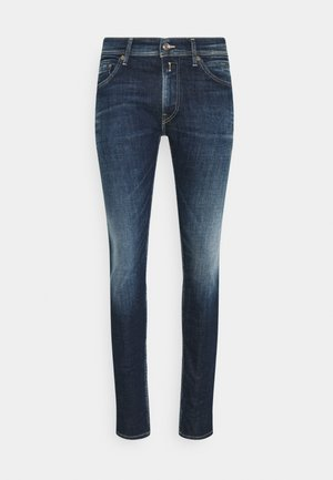 JONDRILL AGED - Jeans slim fit - dark blue