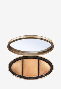 Too Faced - BORN THIS WAY TURN UP THE LIGHT HIGHLIGHTING PALETTE - Highlighter - tan - 0