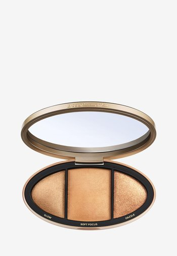 BORN THIS WAY TURN UP THE LIGHT HIGHLIGHTING PALETTE - Highlighter - tan