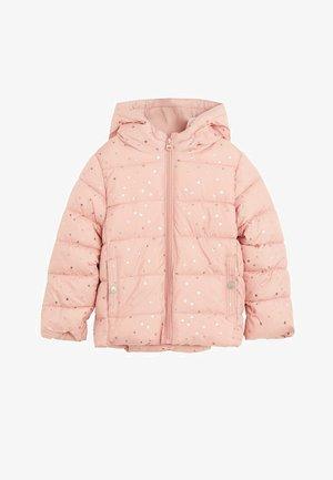 ALI7 - Gewatteerde jas - lyserød