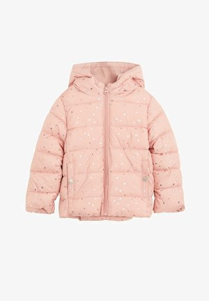 ALI7 - Down jacket - lyserød