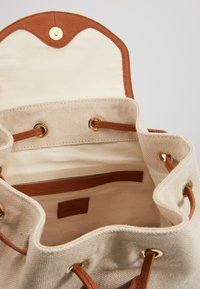 Anna Field - LEATHER/COTTON - Reppu - cognac - 3