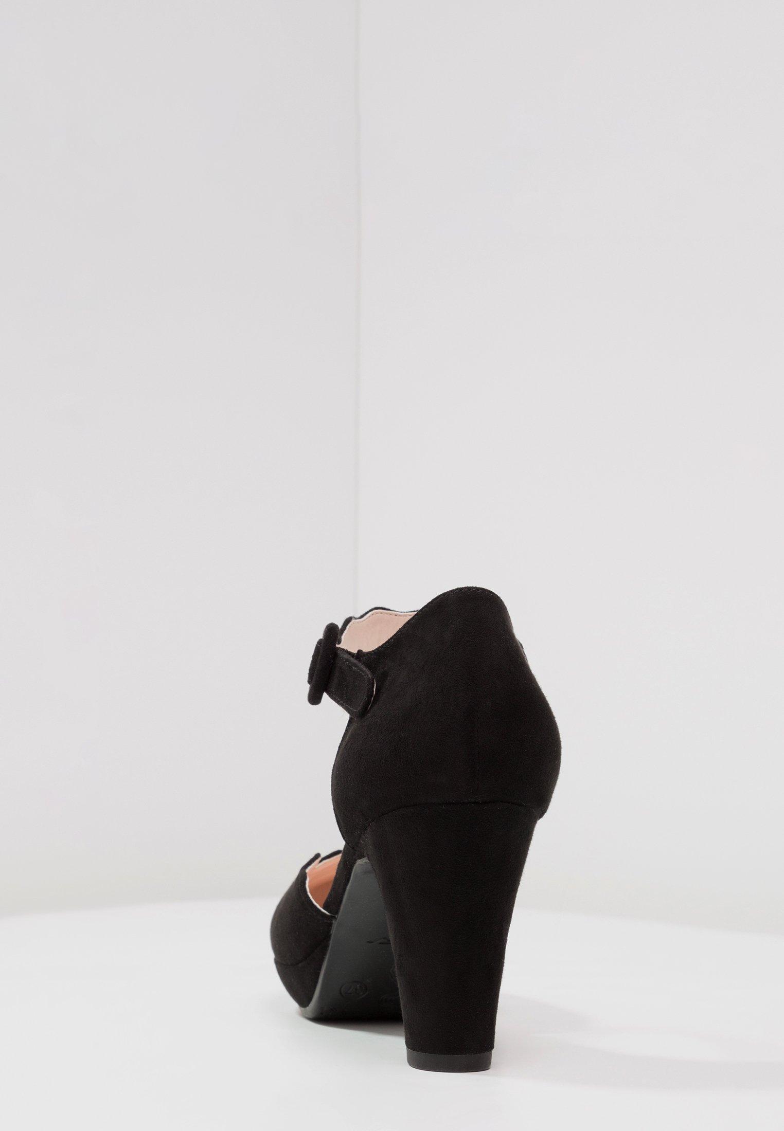 Anna Field Platåsko - Black/svart
