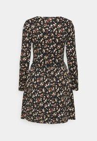 JDY - JDYCLAUDE DRESS - Jersey dress - black - 1