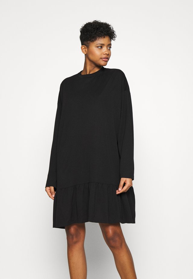 ERINA DRESS - Sukienka letnia - black