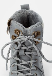 Cotton On - CRAFTED HIKER BOOT - Botines con cordones - winter grey - 5