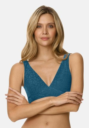 REVERSIBLE  - Haut de bikini - blue