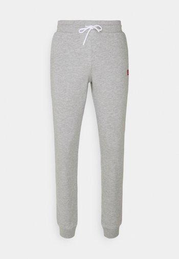 JJIWILL - Pantaloni sportivi - light grey melange