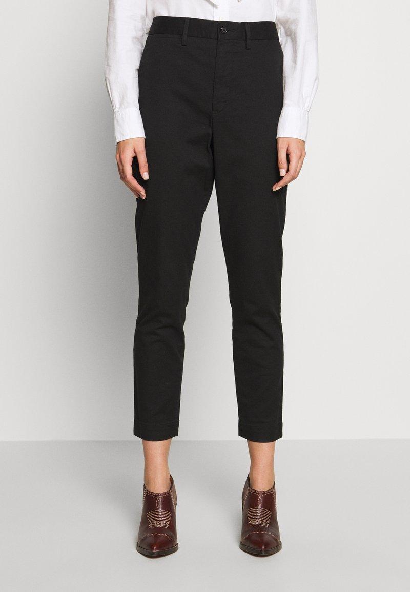 Polo Ralph Lauren - SLIM LEG PANT - Kalhoty - black
