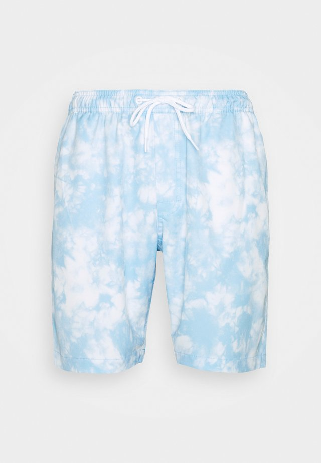 SWIM TRUNK - Shorts - blue