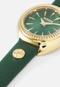 Versus Versace - TORTONA - Hodinky - gold-coloured/green - 3