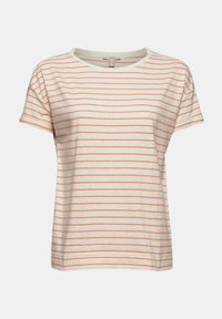 Esprit - Print T-shirt - orange red - 2