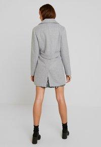 Fashion Union - MONTE - Classic coat - grey - 2