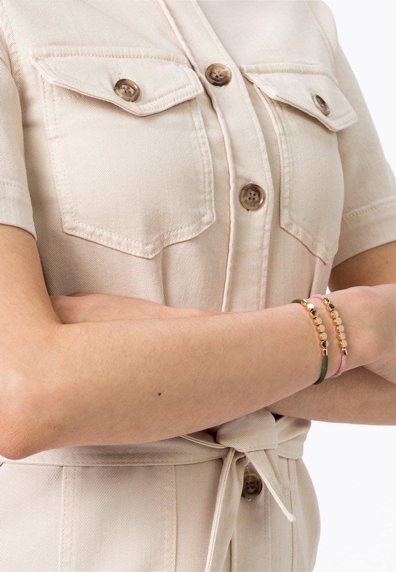 HALLHUBER - 2 PACK - Bracelet - nude