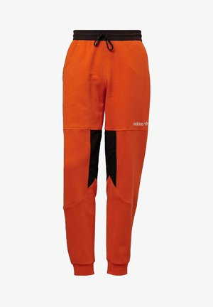 ADVENTURE FIELD JOGGERS - Tracksuit bottoms - orange