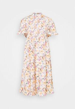 YASNILIMA MIDI DRESS SHOW - Cocktail dress / Party dress - eggnog