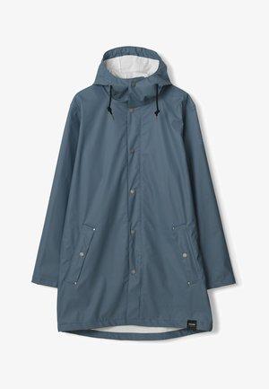 Outdoor jacket - stone blue