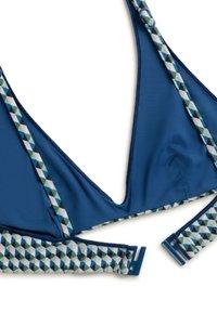 OYSHO - Bikini top - blue - 5