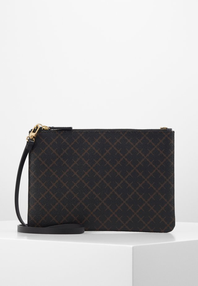 IVY PURSE - Schoudertas - dark chokolate