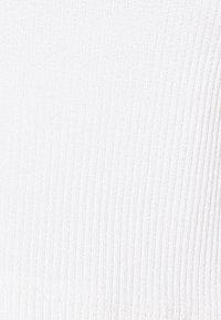 Monki - FREDDIE TOP - Long sleeved top - white - 5