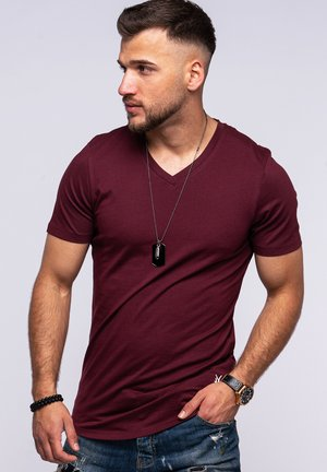 INFINITY - Basic T-shirt - port royale