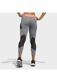 adidas Performance - ALPHASKIN 7/8 LEGGINGS - Medias - grey - 1