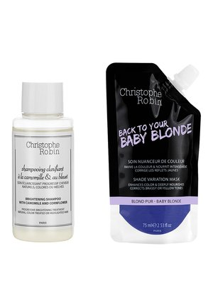 BACK TO YOUR BABY BLONDE - Kit capelli - -