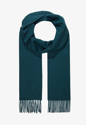 100% Cashmere Scarf UNISEX - Sjaal - hunter green