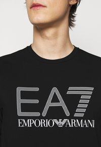 EA7 Emporio Armani - Long sleeved top - black - 4