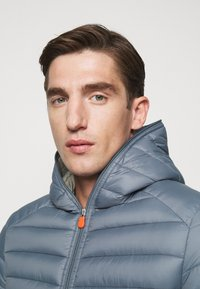 Save the duck - GIGAY - Down jacket - steel blue - 3