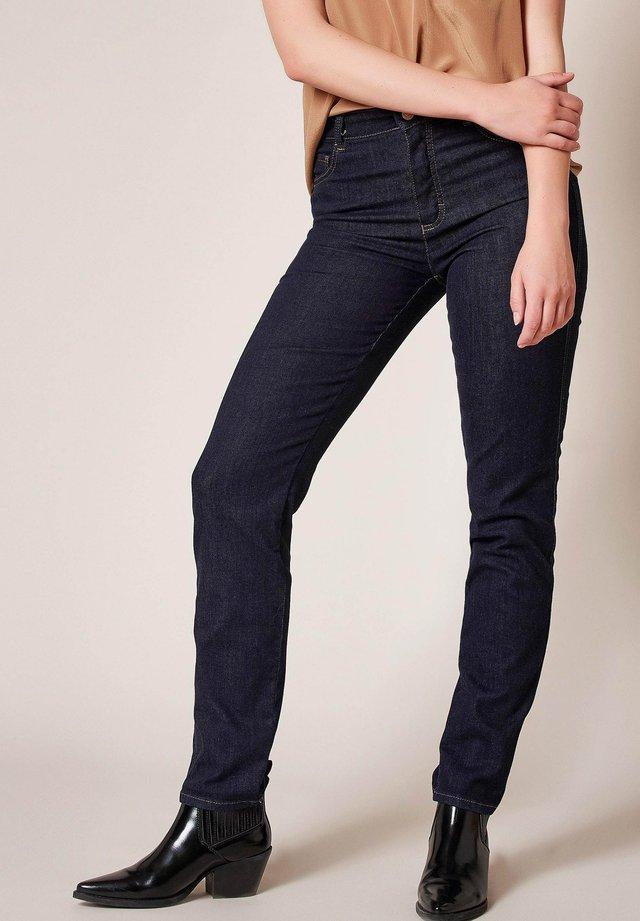 AUDREY_01 - Jeans slim fit - 390 dark blue denim